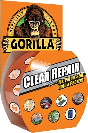 Gorilla tejp Transparent 48mm x8,23m