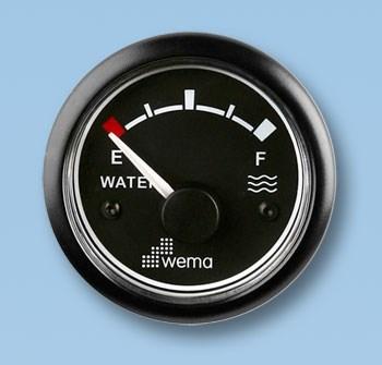 Vattentanksmätare Wema
