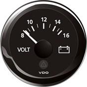 VDO Voltmeter 8-16V