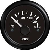 KUS Temperaturmätare 40-120° svart
