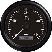 KUS Varvräknare 4000v/m, 85mm