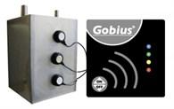 Tankmätare Gobius 4 vatten/bränsle