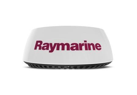 Raymarine Quantum Q24C Radar + 10m strömkabel