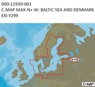 C-map N+ Hela Sverige