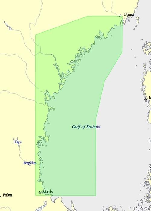 C-Map Max L Örskär-Hörnefors