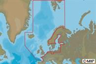 C-MAP MAX-N+ North Europe, EN-Y050