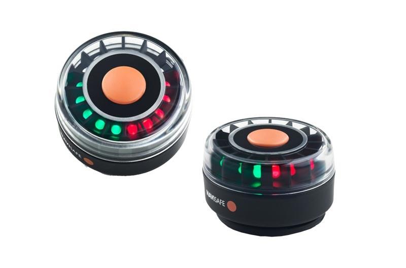 Navi Light Lanterna Tricolor Magnet