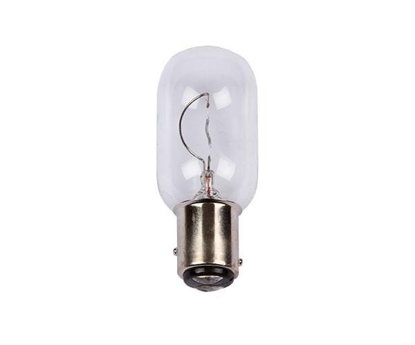 Lanternglödlampa 12V 25W 18cd.
