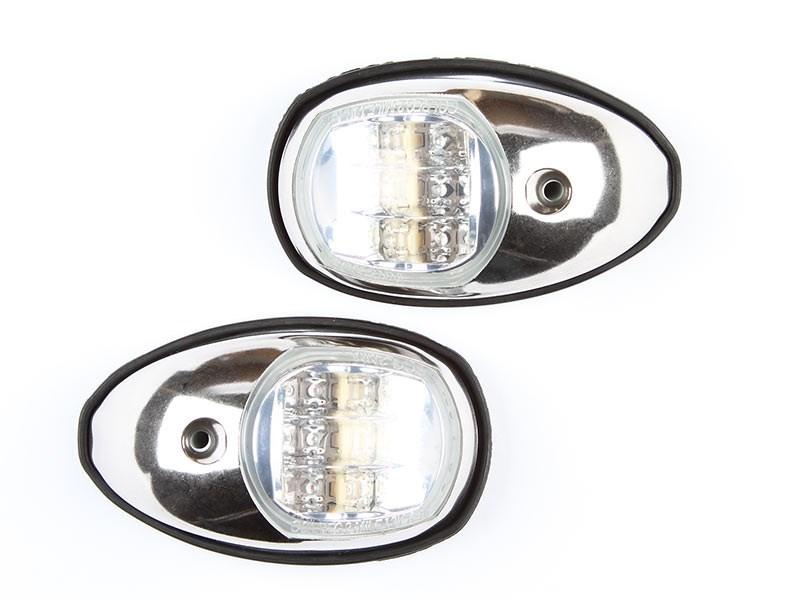 Båtsystem Navled LED Lanterna sb/bb