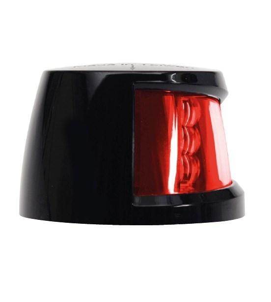 Lanterna LED Babord Svart 2NM liten