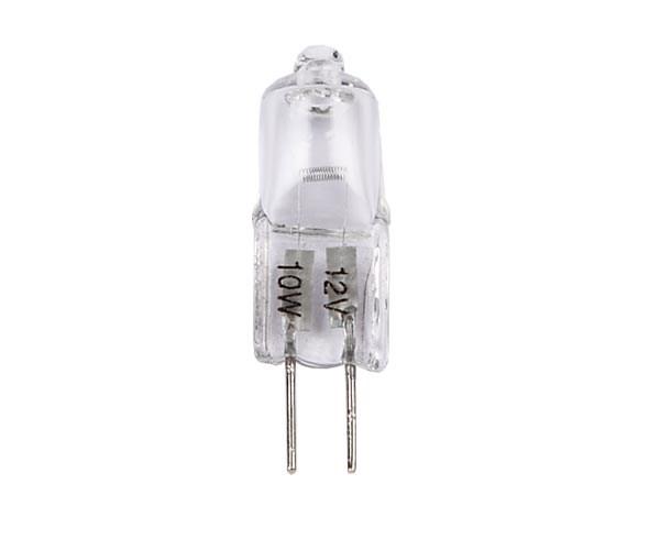Glödlampa G4 halogen 12V 10W