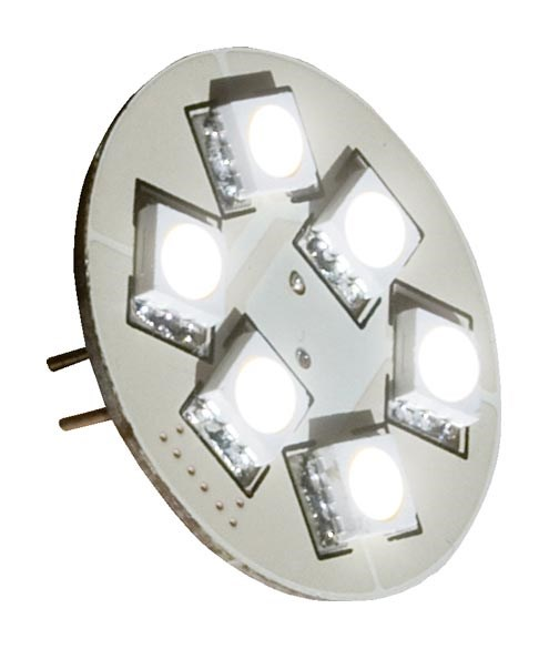 Båtsystem Bottenstift LED