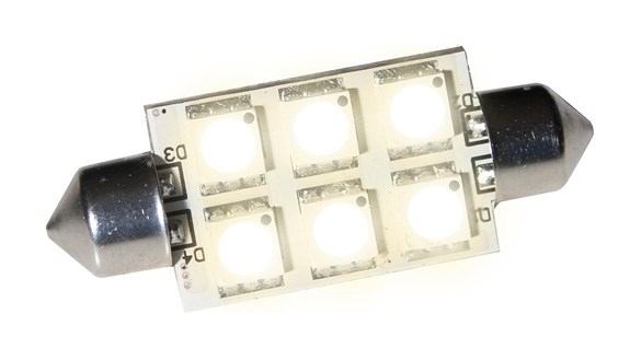 Båtsystem Spool2 42mm LED