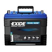Tudor Exide AGM-batteri 75Ah