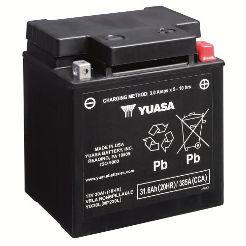 Batteri vattenskoter YUASA AGM 30Ah