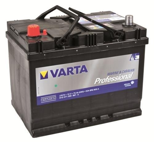 Varta marinbatteri 75Ah