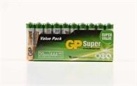 Batteri LR03 AAA 20-pack