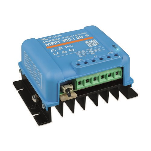 SmartSolar MPPT 100/20 Laddningsregulator Bluetooth