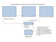 BlueSolar MPPT 75/15 Laddningsregulator