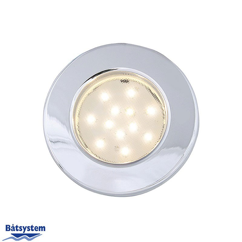Pinto SMD LED, krom