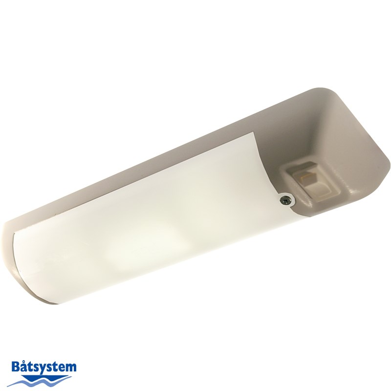 Båtsystem Soft SMD LED silversand