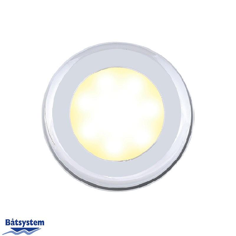 Nova II SMD LED, krom