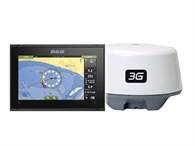 B&G Radarpaket, 3G-radar + Vulcan9