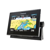 Simrad GO9 XSE med TOTALSCAN