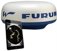 Furuno trådlös radar DRS-4W