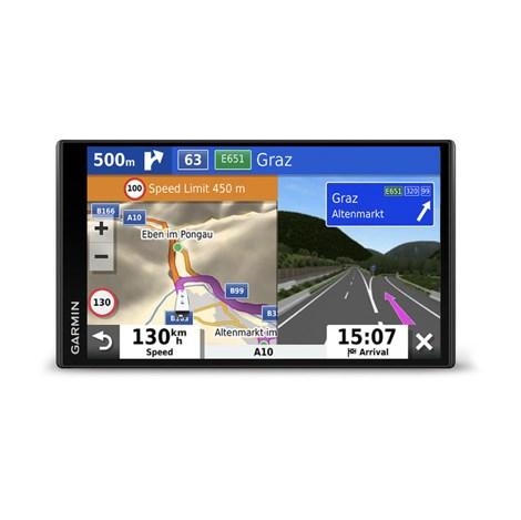 Garmin Camper 780, GPS för husbil
