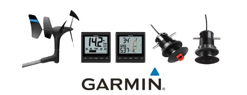 Garmin GNX Wired Sail Pack 43. GNX20, GNX Wind, GDT43, GST43,gWind GND