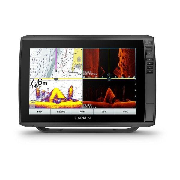 Garmin echoMAP Ultra 122sv med givare GT54UHD-TM
