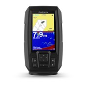 Garmin Striker Plus 4 med akterspegelsgivare D/T 77/200kHz 4pin