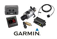 Garmin GHP Compact Reactor40 Hyd AP, Start Pack w/GHC20, ShaDr w/Pump