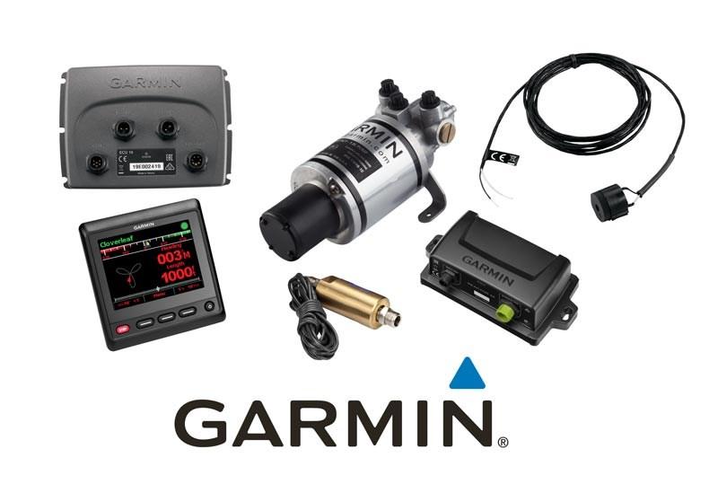 Garmin GHP Compact Reactor40 Hyd AP, Start Pack w/GHC20, ShaDr w/Pump