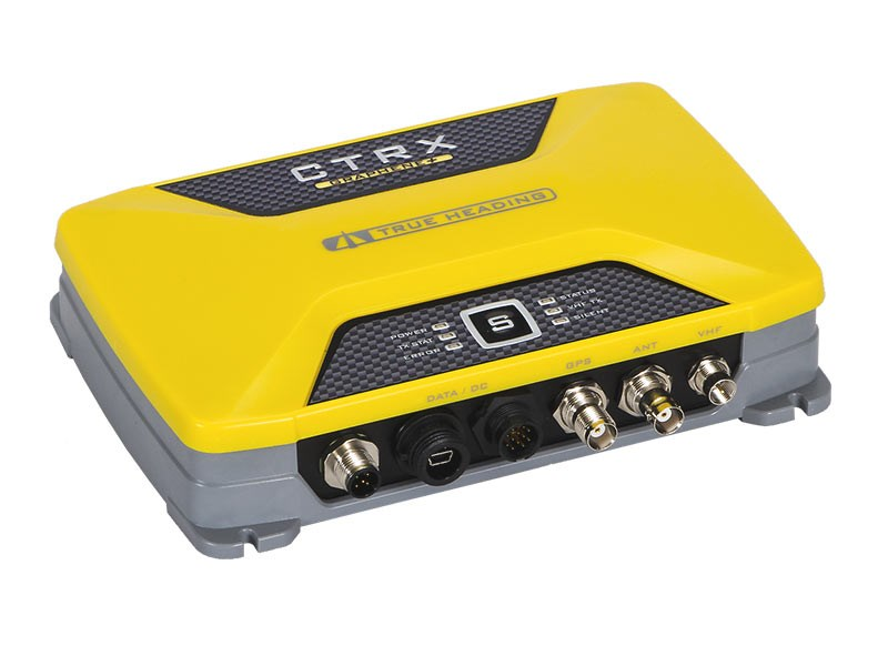 True Heading AIS Graphene med VHF/GPS antenn