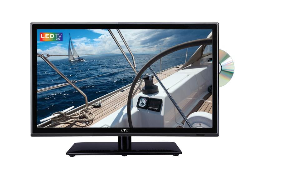 LTC LED-TV 22 tum med DVD