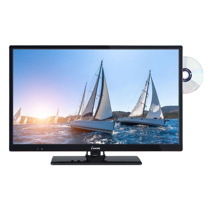 LUXOR LED-TV 24tum med DVD