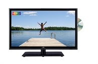LTC LED-TV 24 tum med DVD