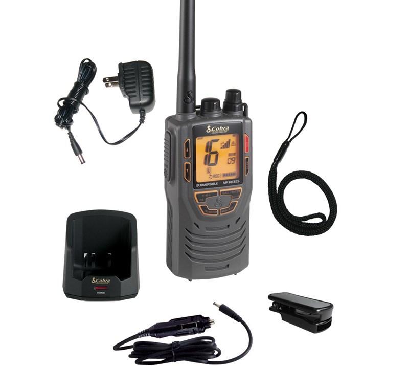 VHF Cobra HH325