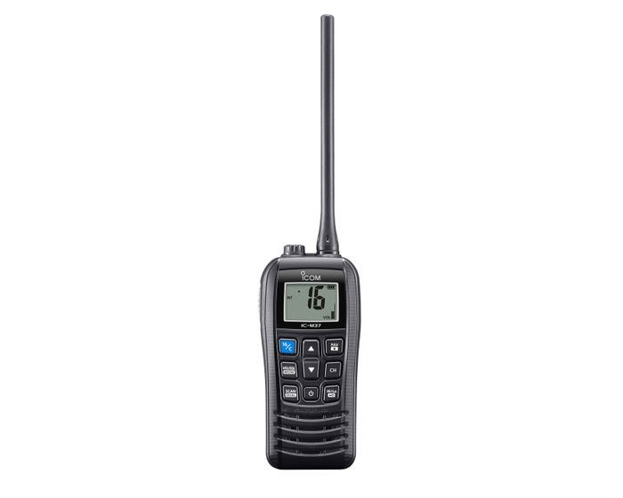VHF ICOM IC-M37E bärbar