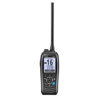 VHF ICOM IC-M93D bärbar, GPS&DSC