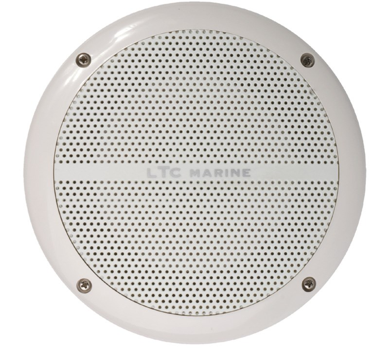VHF-högtalare infällt montage 4 tum FP=1
