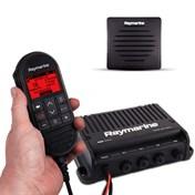 Raymarine Ray90 VHF Black Box inkl handset och högtalare