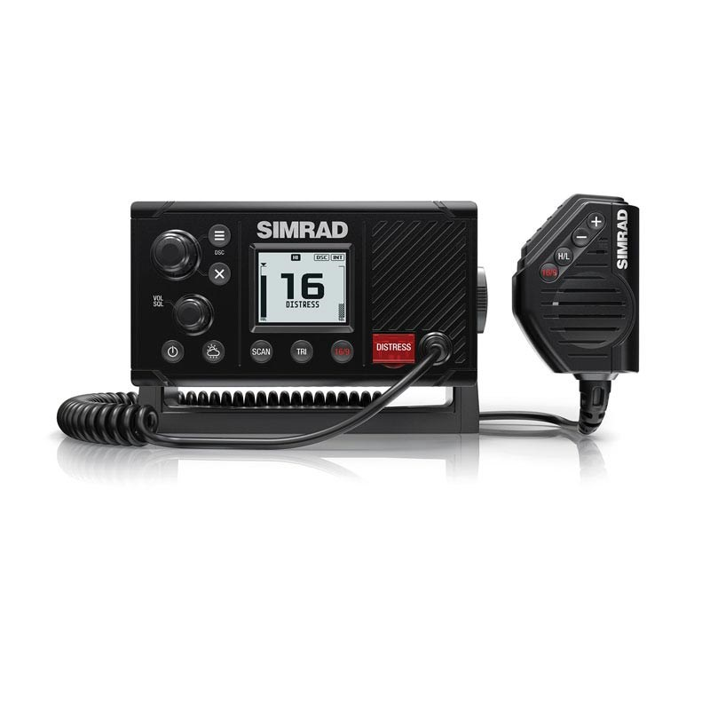 Simrad VHF Marine radio, DSC, RS20S