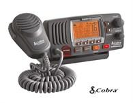VHF Cobra MR F-77B med inbyggd GPS
