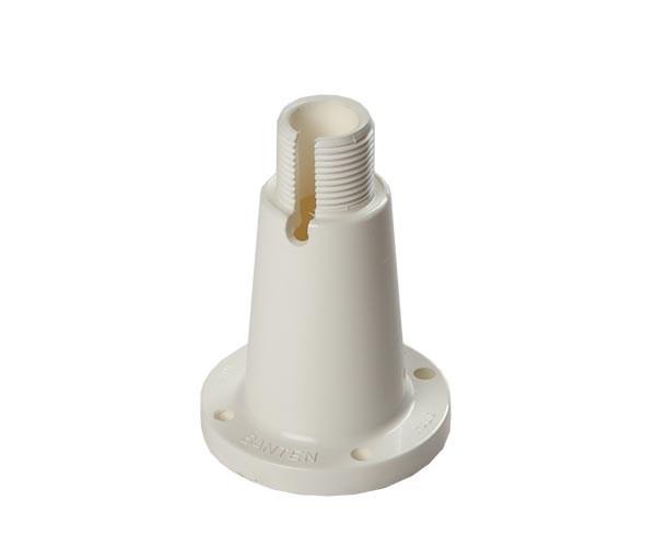 VHF-fot plast