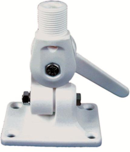 VHF-Antennfot fällbar