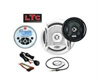 LTC Promarine 1111 Stereopaket, Vit