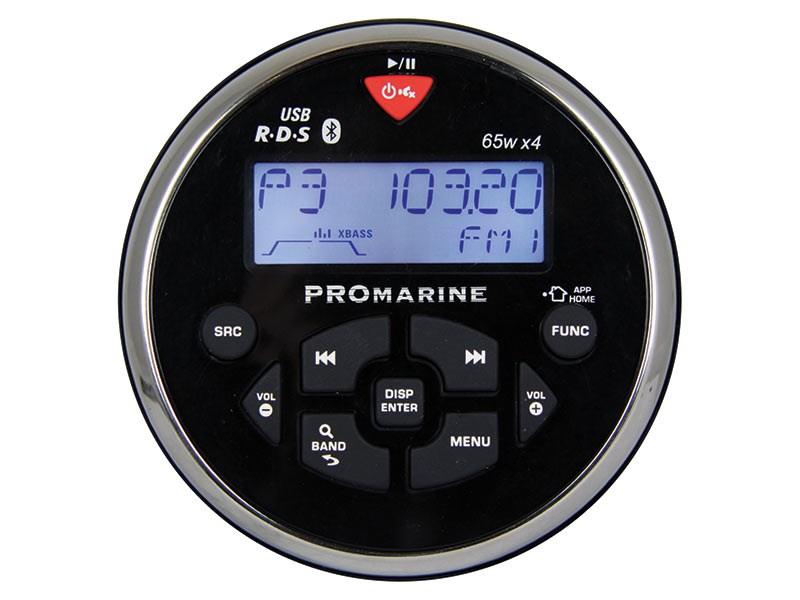 LTC Promarine 1111 stereo Svart